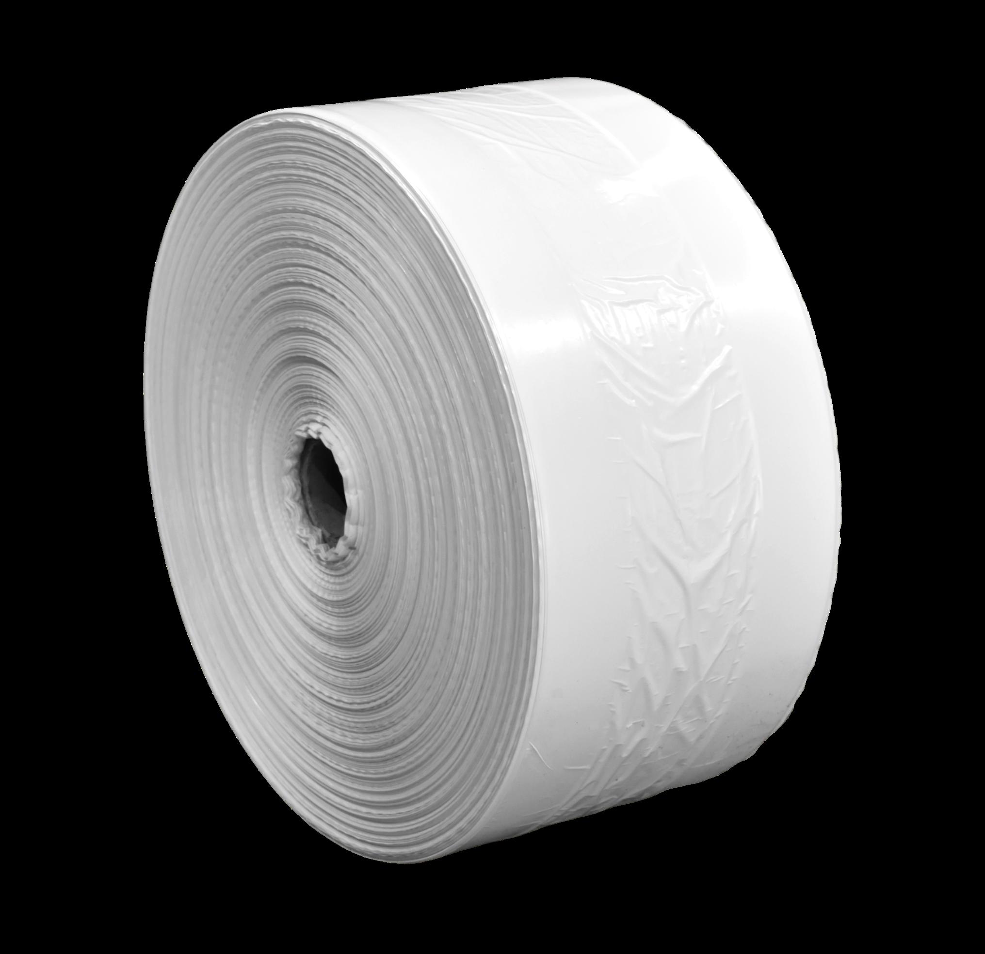 Ancho: 35cm (plegado) - Color: Blanco